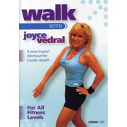 Walk With Joyce Vedral: Low-Impact Workout For Cardio Health (Full Frame) by BAYVIEW ENTERTAINMENT