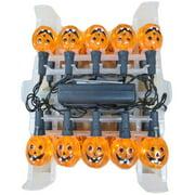 pumpkin shaped led light - Large Plastic Pumpkins