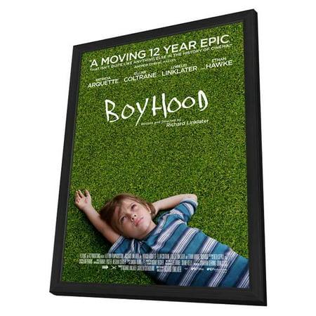 Boyhood (2014) 11x17 Framed Movie Poster