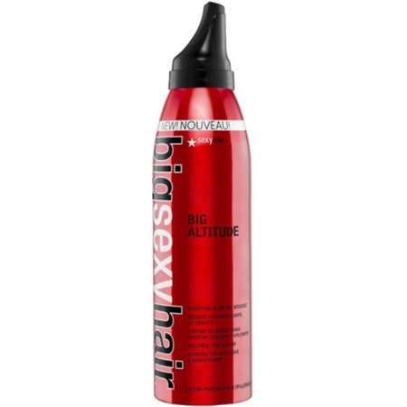 Sexy Hair Concepts Big Sexy Hair, Big Altitude Bodifying Blow Dry Mousse, 6.8 oz](Rocks Blow Dry Bar)