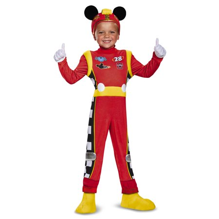 Mickey Mouse Costume For Sale (Mickey Roadster Deluxe Child)