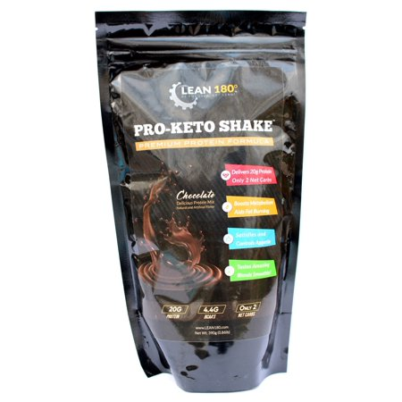 Pro-Keto Shake! Best Tasting Low Carb, Low Sugar, Clean Protein Shake for Keto and all Diets - 15 (Best Tasting Protein Balls)