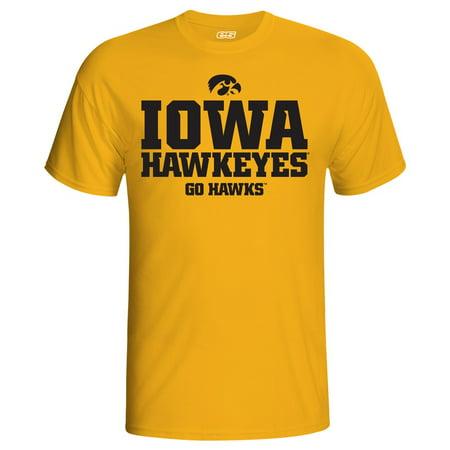 Men 39 s university of iowa hawkeyes secondary t shirt for University of iowa shirts