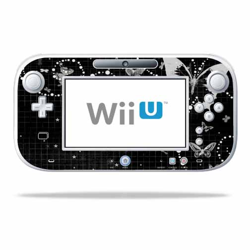 MightySkins Skin For Nintendo Wii U GamePad Controller | Protective, Durable, and Unique Vinyl Decal wrap cover | Easy To Apply, Remove, and Change Styles | Made in the USA