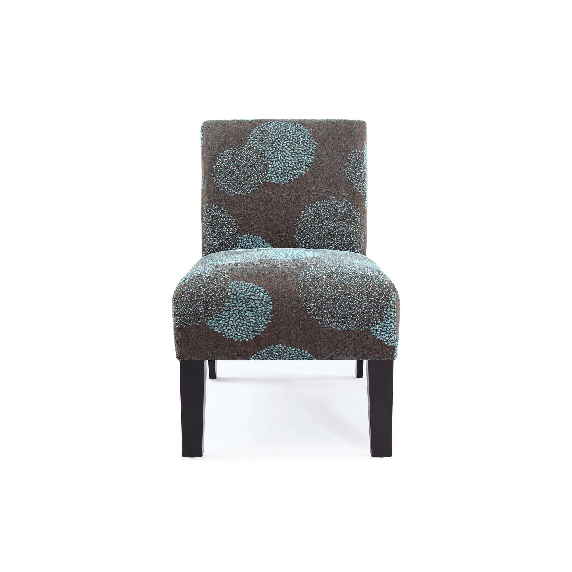 Best DHI Sunflower Deco Upholstered Accent Chair, Multiple Colors  PE44