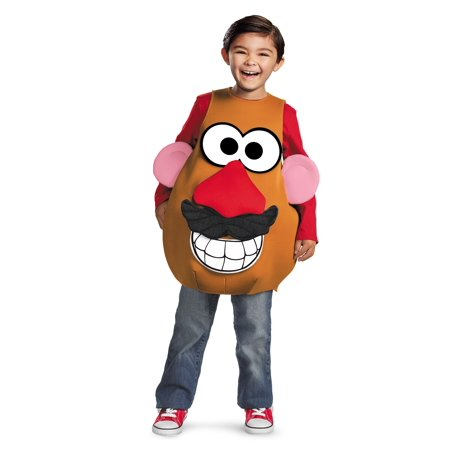 Child Mrs/Mr Potato Head Costume (Mr And Mrs Potatoe Head Costume)