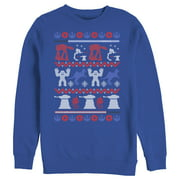 Star Wars Men's Hoth Ugly Christmas Sweater Sweatshirt