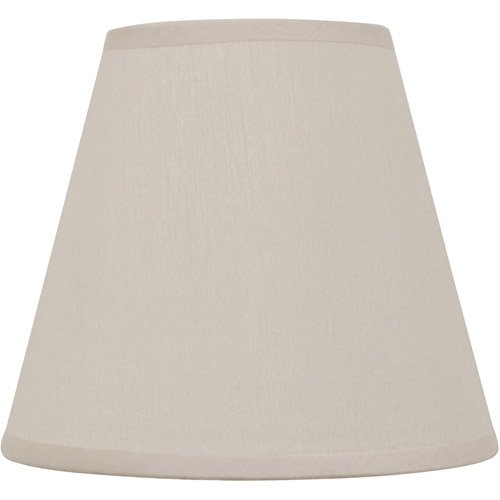 Mainstays Accent Lamp Shade, Cream - Walmart.com