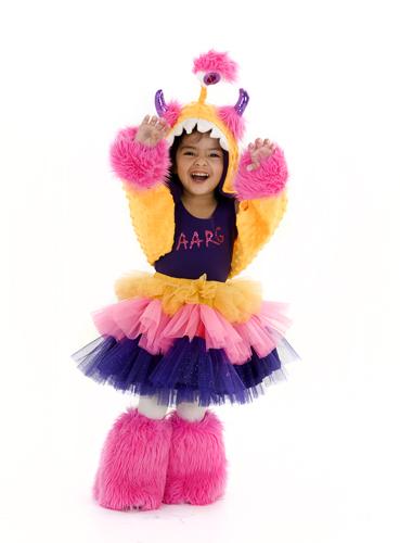 Deluxe Aarg MonStar Child Monster Halloween Costume  sc 1 st  Walmart.com & Deluxe Aarg MonStar Child Monster Halloween Costume - Walmart.com