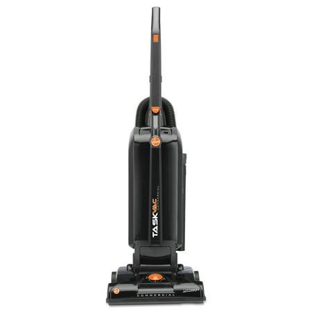 Hoover Commercial Task Vac Hard Bag Lightweight Upright Vacuum