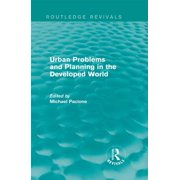 Urban Problems and Planning in the Developed World (Routledge Revivals) - eBook