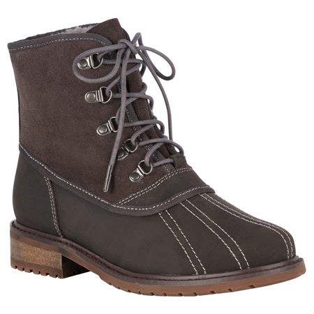 Women's EMU Utah Waterproof Duck Boot (Emu Bronte High Boots)