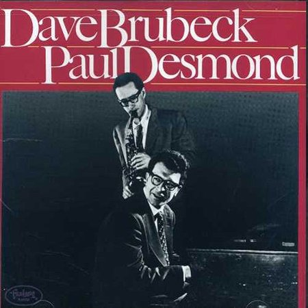 Personnel  Dave Brubeck  Piano   Paul Desmond  Alto Saxophone   Ron Crotty  Wyatt  Bull  Ruther  Bass   Lloyd Davis  Herb Barman Joe Dodge  Drums  Recorded Between September 1952   March 30  1954  Includes Liner Notes By Phil Elwood Digitally Remastered By Kirk Felton  1990  Fantasy Studios  Berkeley  Selections  1 8 Were Originally Released On Fantasy  3 210    9 14 Were Released On Fantasy  3 240