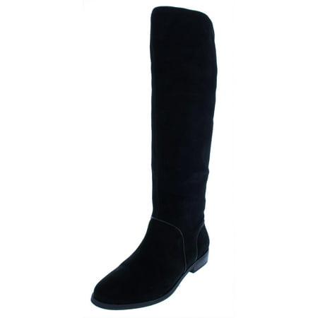 Ugg Womens Gracen Suede Mid-Calf Riding Boots](Womens Short Ugg Boots)