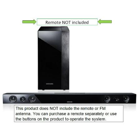 Samsung 280 Watts 2 1 Channel Bluetooth Watt Sound Bar Speaker Home Theater