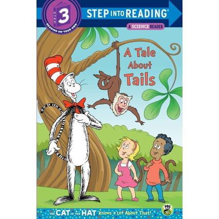 A Tale About Tails (Dr. Seuss/The Cat in the Hat Knows a Lot About