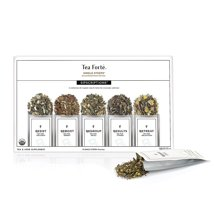 Tea Bags: Tea Forté Single Steeps Loose Leaf