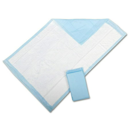 Medline Protection Plus Disposable Underpads, 17