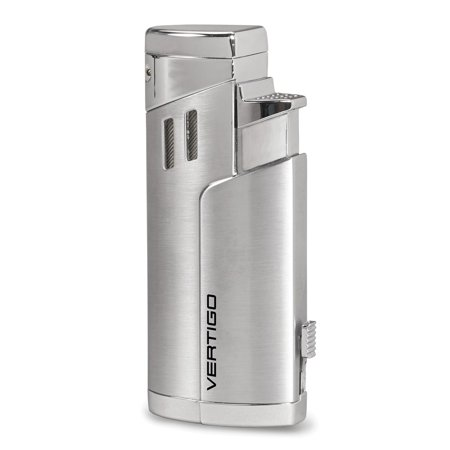Vertigo Excalibur Triple Flame Torch Lighter - (Excalibur Sampler Cigars)