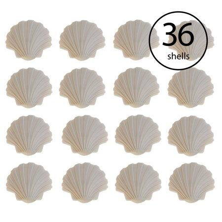 Yard Guard Swimming Pool Safety Cover Plug Shell Deck Decor, Beige (36 Pack)