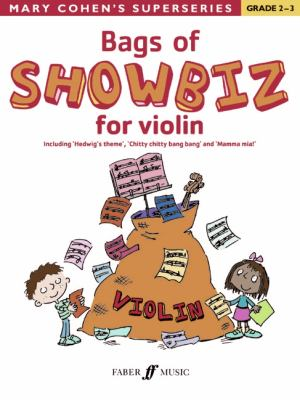 Bags of Showbiz for Violin by