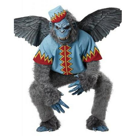 Evil Winged Monkey Adult Costume