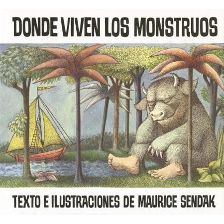 Donde Viven Los Monstruos: Where the Wild Things Are (Spanish Edition) (Paperback)