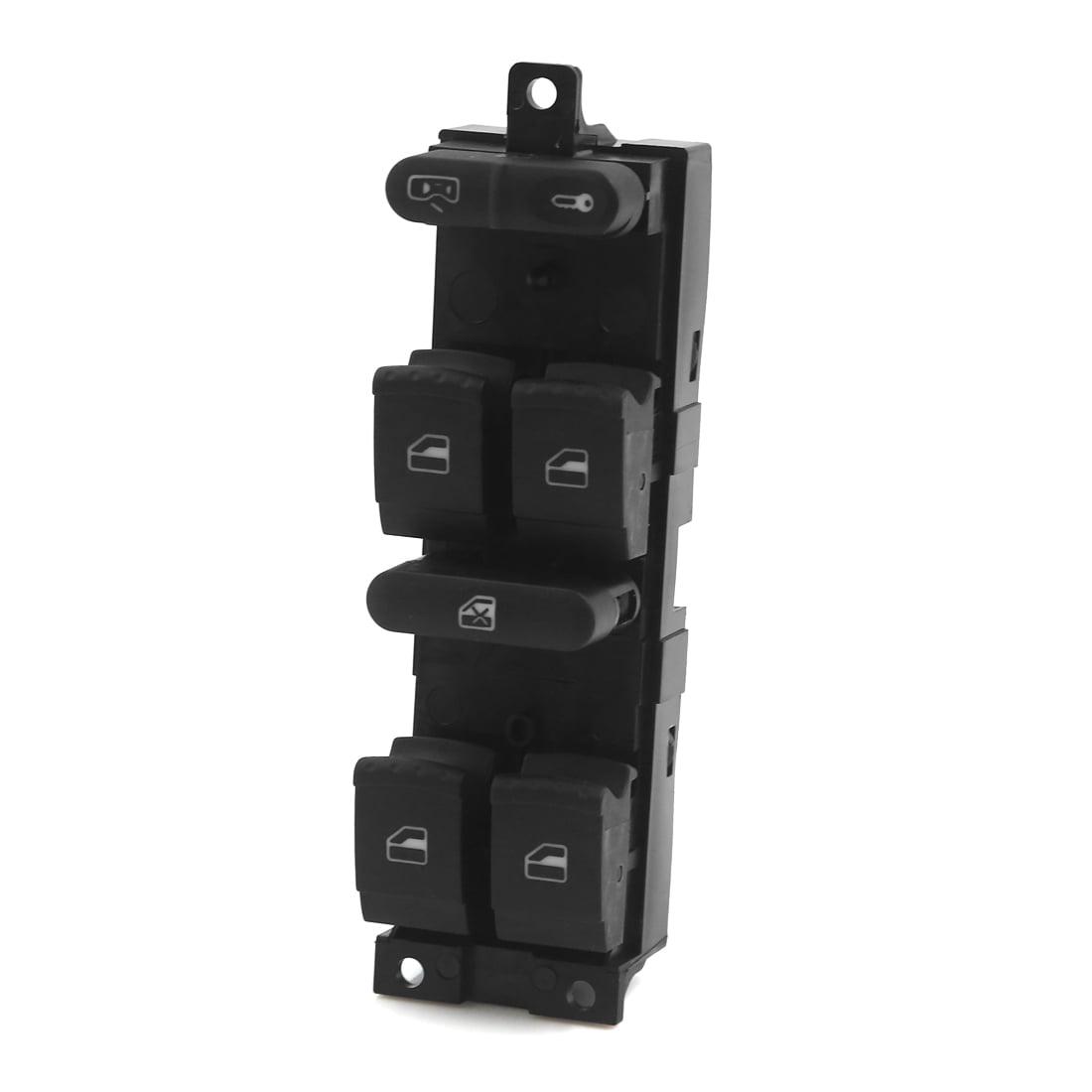 Driver Side Power Window Switch for 98-05 VW Golf Jetta Passat B5 1J4 959 857 D