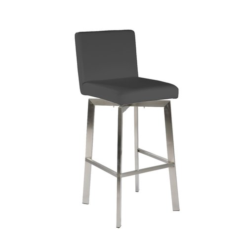 Brayden Studio Lucio 30 Swivel Bar Stool Walmart Com
