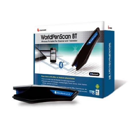 Penpower Swpsbtk1en Portable Pen Scanner And Perp Translator Usb 2 0 Wl