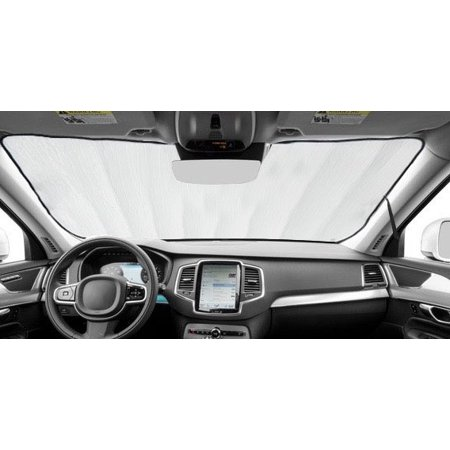 AutoHeatshield Sunshade for 2015 2016 2017 2018 Audi A7 w/Windshield-Mounted Sensor Custom Fit Windshield Sun