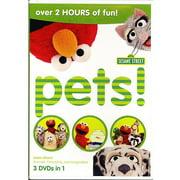 Sesame Street: Pets! (Full Frame) by
