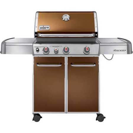 weber genesis e 330 38 000 btu 3 burner gas grill with. Black Bedroom Furniture Sets. Home Design Ideas