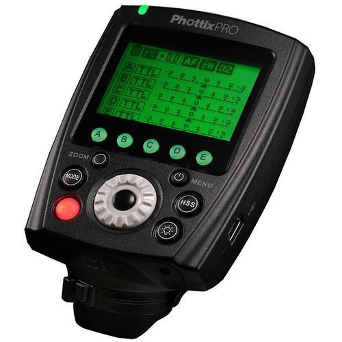 Phottix Odin TTL II Flash Trigger Transmitter for Sony