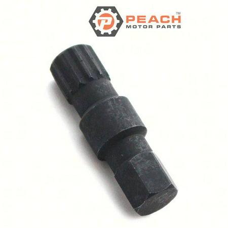 Peach Motor Parts PM-91-78310  PM-91-78310 Tool, Hinge Pin; Replaces Mercury Marine®: 91-78310, Sierra®: 18-9861, Mallory®: 9-79805, GLM®: (Each Mallory Marine)