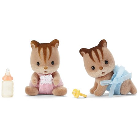 - Calico Critters Sandy Cat Twins