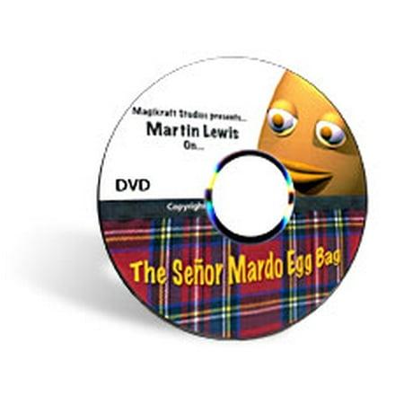 Senor Mardo Egg Bag By Martin Lewis   Dvd