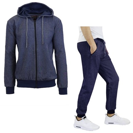 GBH Men's Tech Fleece Hoodie & Jogger Set