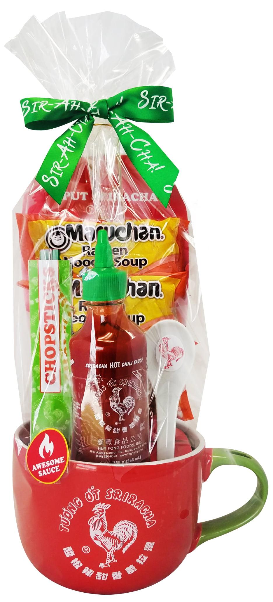 C582 Sriracha Gift Set Mug Walmart Com Walmart Com