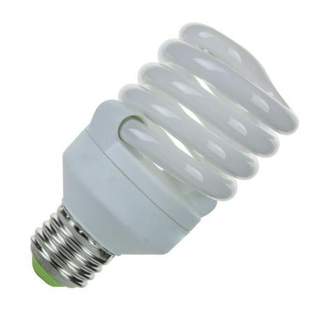 41k Compact Fluorescent Light Bulb (Sunlite 00684 - SMS18/41K 00684-SU Twist Medium Screw Base Compact Fluorescent Light)