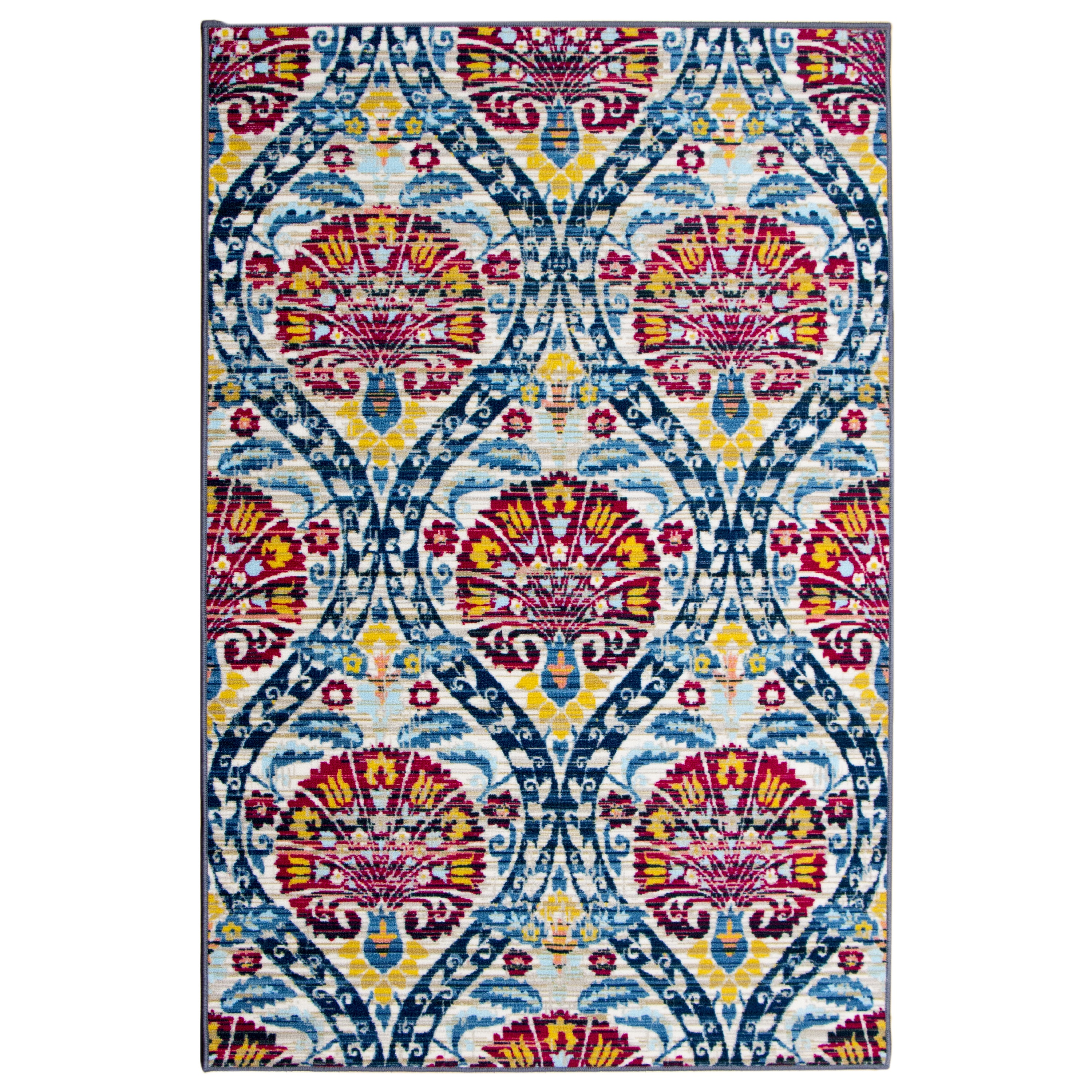 "Mainstay 52"" x 72"" Full Bloom Area Rug"