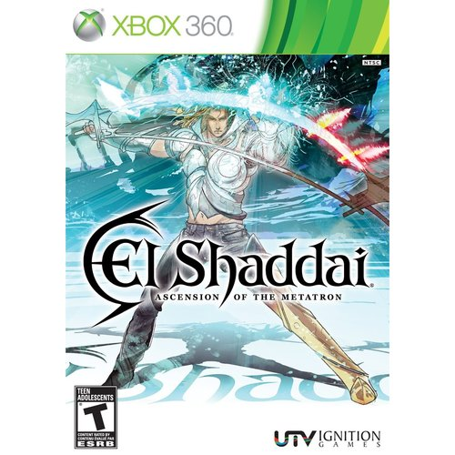 Image of El Shaddai: Ascension of the Metatron - Xbox 360
