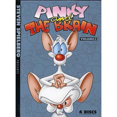 Pinky and the Brain: Volume 2 (DVD) for $<!---->
