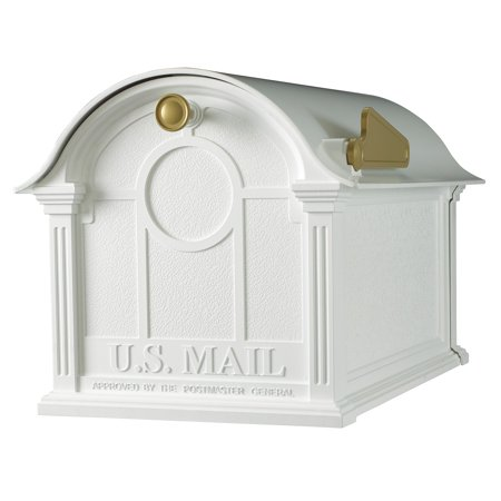 Whitehall Products Balmoral Mailbox
