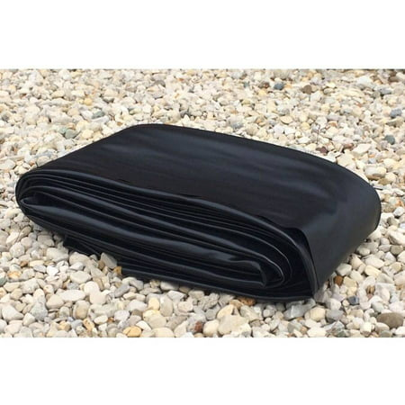 USA Pond Products Pond Liner, 8x15, Black