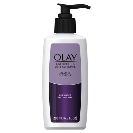 (2 pack) Olay Age Defying Classic Facial Cleanser, 6.78 fl oz
