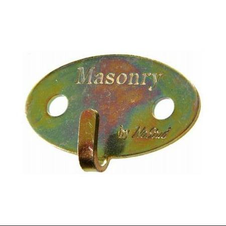 Masonry Picture Hanger, Hillman, 121051