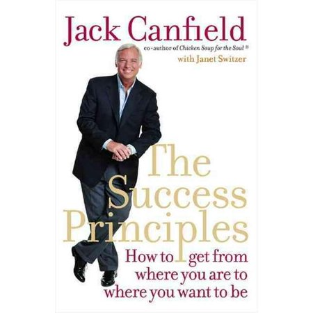 The Success Principles: How to Get from Where You Are to Where You Want to Be (Where Do You Get Fake Glasses)