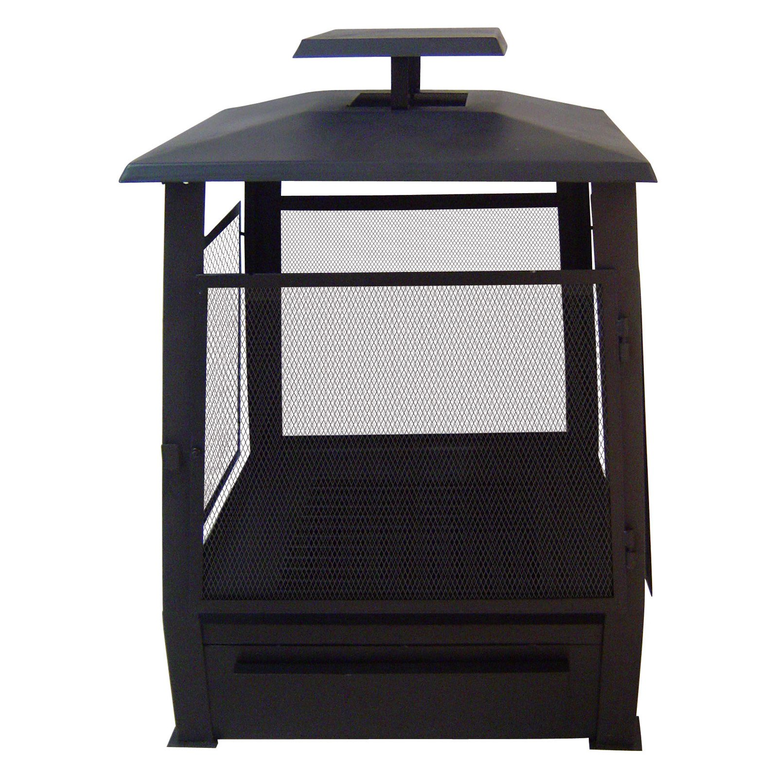 Esschert Design Pagoda Style Terrace Outdoor Fireplace by Esschert Design USA LLC