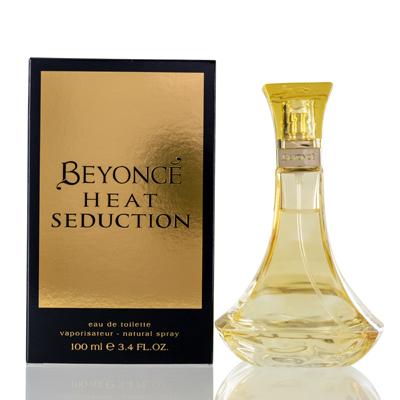 BEYONCE HEAT SEDUCTION/BEYONCE KNOWLES EDT SPRAY 3.4 OZ (100 ML) (W)